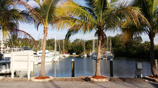 Indiantown Marina Docks