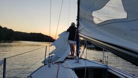Rolling Sails