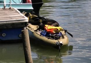 FUN GUS - 2012 Hobie Outfitter Tandem Kayak
