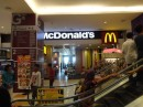 There is even a McDonalds in Sandakan!