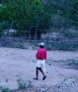Tarahumara Indian Man in Traditional Dress