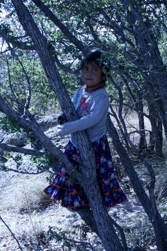 Tarahumara Indian Girl