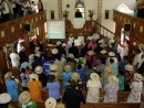Rara congregation-red: The colourful congregation, notice powerpoint presentation