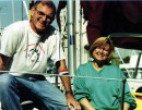 Roy and Karen Olson, the owner