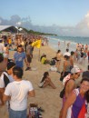 BPM festival, trying to look hip in the crowd!