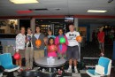 Farewell bowling game with MIAOUSS! You
