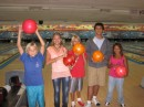 Bowling game with the IMAGINE junior crew.