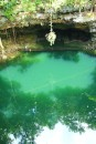 A cenote just for ourselves