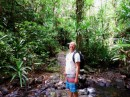 The Waisali Rainforest Reserve hike.
