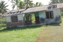 Niue 2660001: One of the many house wrecks left over by the cyclone