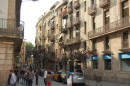 Beautiful street Architecture of Barcelona