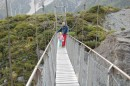 Trail to Mount Cook