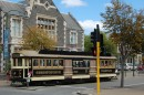Cable car for tourists, Christchurch