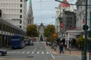 Christchurch downtown