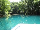 Another view of the blue hole