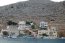 Anchorage at Symi Island