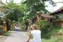 Our bicycle ride into the quieter villages of Bali