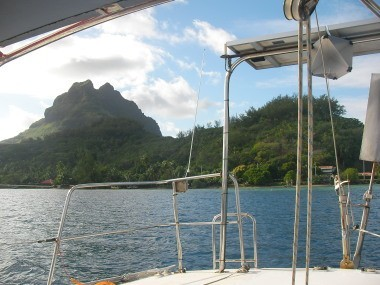 view from Valiam Bora Bora