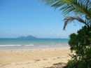Mission Beach (Dunk island in distance)