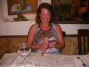 Bronwyn consulting Spanish dictionary restaurant Cartagena