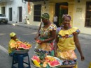 Fruit ladies again Cartagena