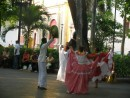here they are again Colombian dancing