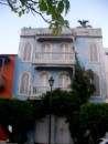 typical building Cartagena