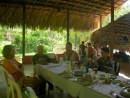 Los Lagos lunch - countryside Cartagena