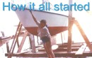 1980 - Alouette - our first boat