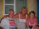 NZ couple Ron and Val have been visiting Nananu-i-Ra for 30 years. We helped celebrate Val