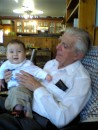 Grandpa Peter and En