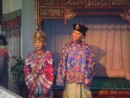 Malay wedding - museum
