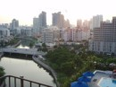 view of Singapore from novatel