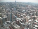 Joburg from tower