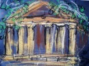 Greek temple, Agrigente, Sicily