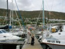 Herman and Willy Simons Town FBYC Marina