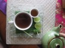 My favourite herb tea Ibu Rai, Monkey Forest rd