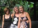 Elizabeth Linda and Jackie Sunshine Coast girls in Ubud