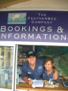 friendly tourist information people