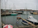 view of Valiam from yacht club- Port elizabeth