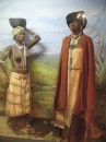 one of African tribe