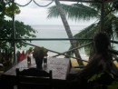 the best view in the world restaurant Eulas Englishmans Bay Tobago