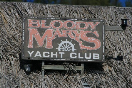 Our new yacht club affiliation!  :)
