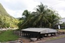 Copra Drying Shed, Huahine