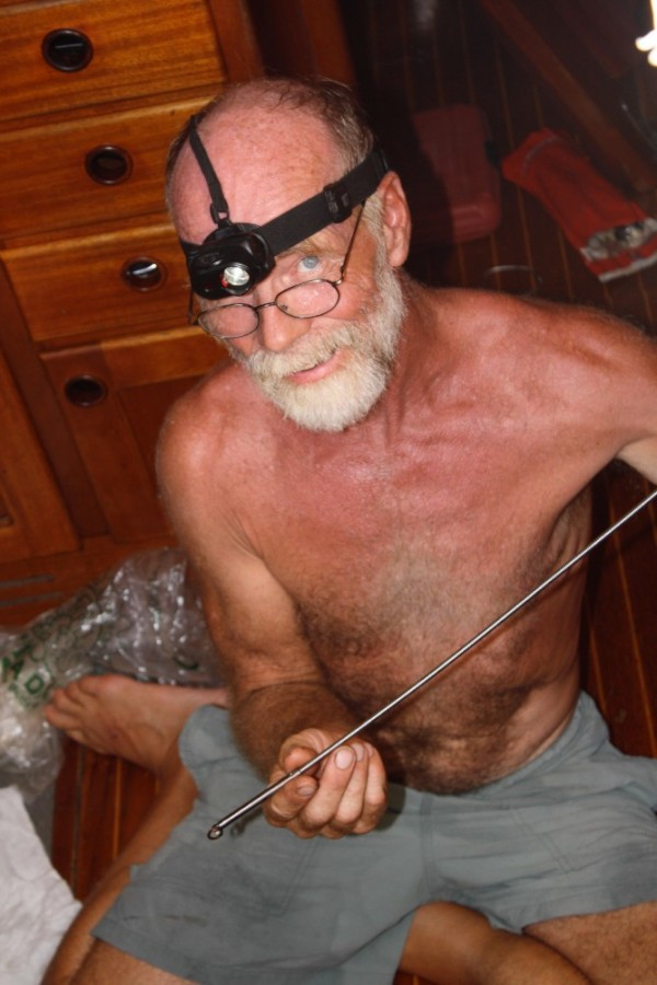 Thanks John!  The grabber you sent for Xmas has just retrieved that small washer I dropped into the bilge!