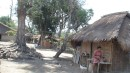 Traditional village centre of Lombok