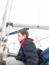 Yanni - our youngest crewmember