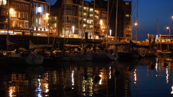 Ostend by night - 1
