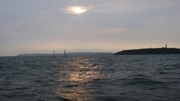 Cap Gris Nez: early morning departure