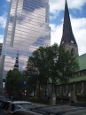 Old and new in Montreal